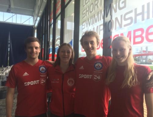 4 finaler til SSK Svømmere ved Danish Open 2017