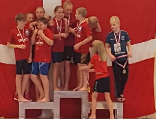 7 Regionsmesterskaber til Silkeborg Svømmeklub