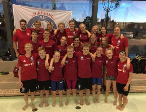 Pæne resultater ved Danske Holdmesterskaber