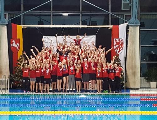 Silkeborg Svømmeklub dominerer stort stævne i Braunschweig