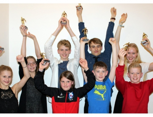Klubmesterskab 2017 (Januar 2018)