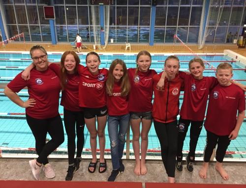 Super weekend for Silkeborg Svømmeklub