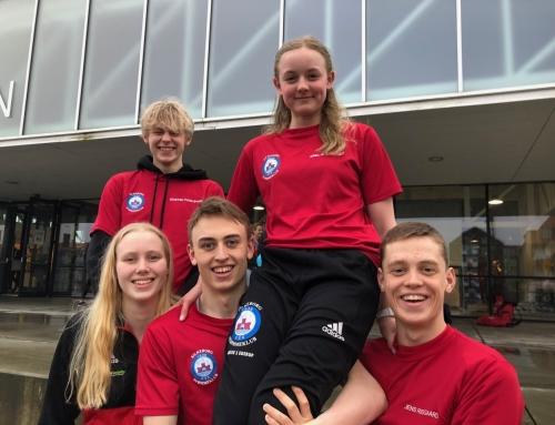 Fantastisk afslutning ved Danish Open – Emilie Egerup udtaget til Nordiske Juniormesterskaber