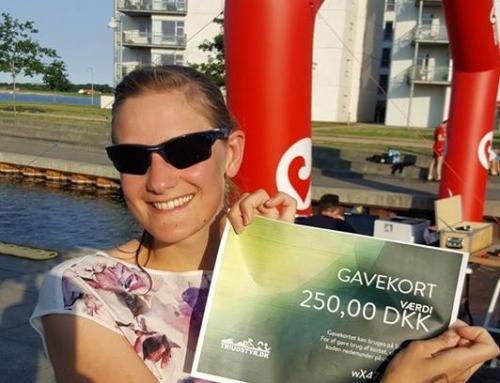 Årets første Openwater stævne