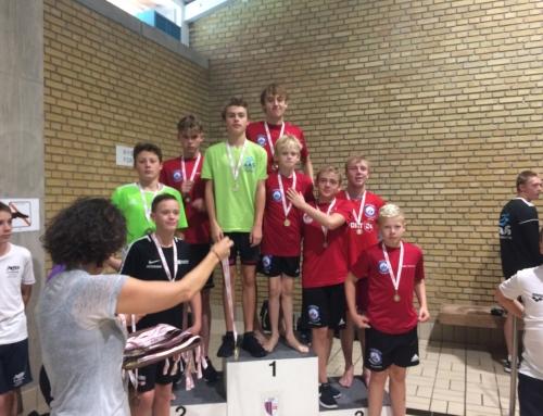Flere bymesterskaber til Silkeborg Svømmeklub