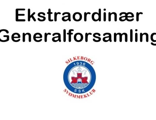 Ekstraordinær generalforsamling den 23. oktober 2018, kl. 19.00
