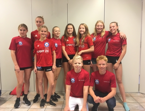 12 Regionsmesterskaber til Silkeborg Svømmeklub