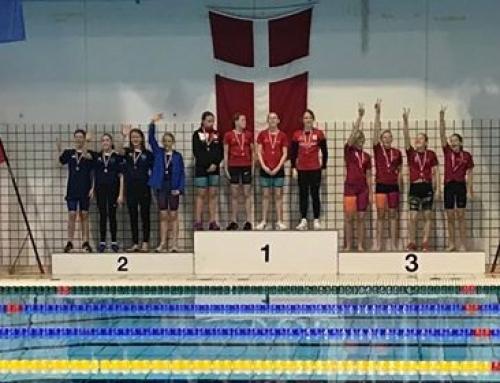 Historiske medaljer til Silkeborg Svømmeklub