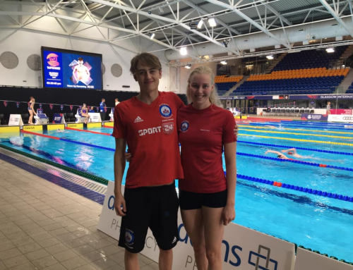 Glasgow International Swim Meet