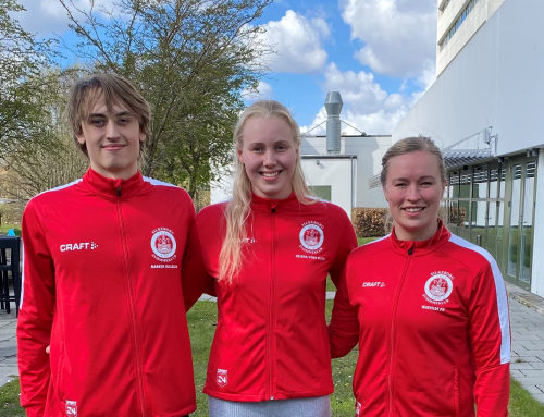 Danish Open 1 + 2
