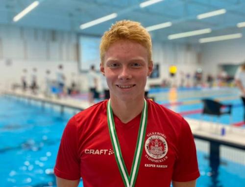 Silkeborg Svømmeklub henter 2 bronzemedaljer hjem fra Jysk/Fynske Mesterskaber.